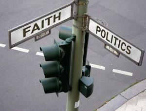 Politics-faith
