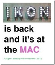 ikon at the mac
