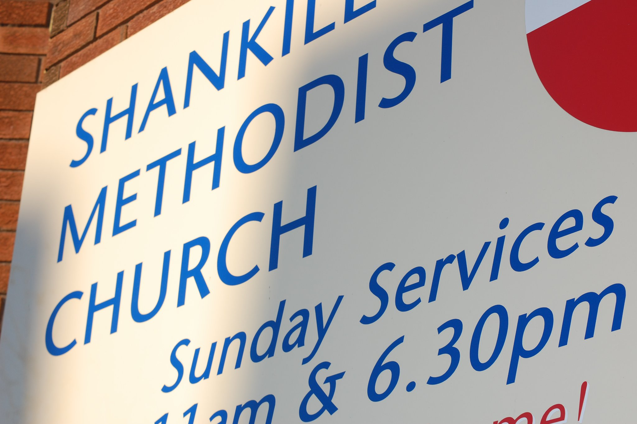 shankill methodist