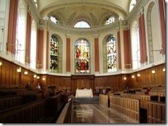 tcd chapel