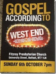 west end gospel